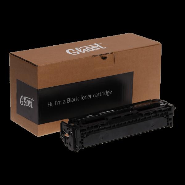 Black Toner HP, Canon 1215BK mit Verpackung