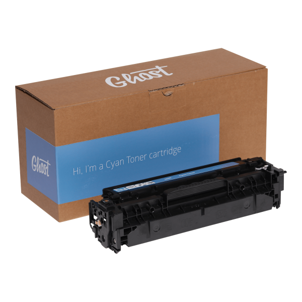 Cyan Toner 2020C mit Verpackung