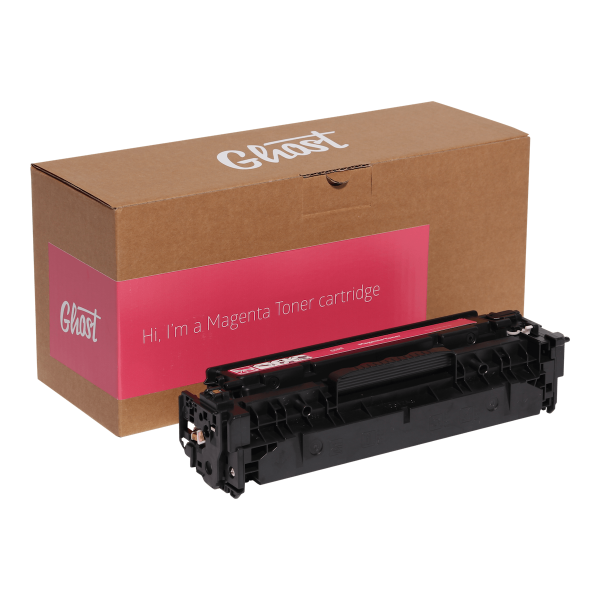 Magenta Toner 2020M mit Verpackung