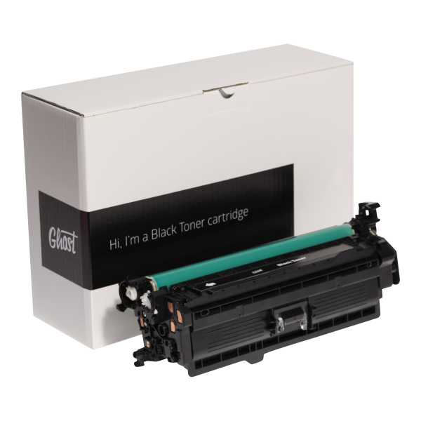 Black Toner 3525BK mit Verpackung