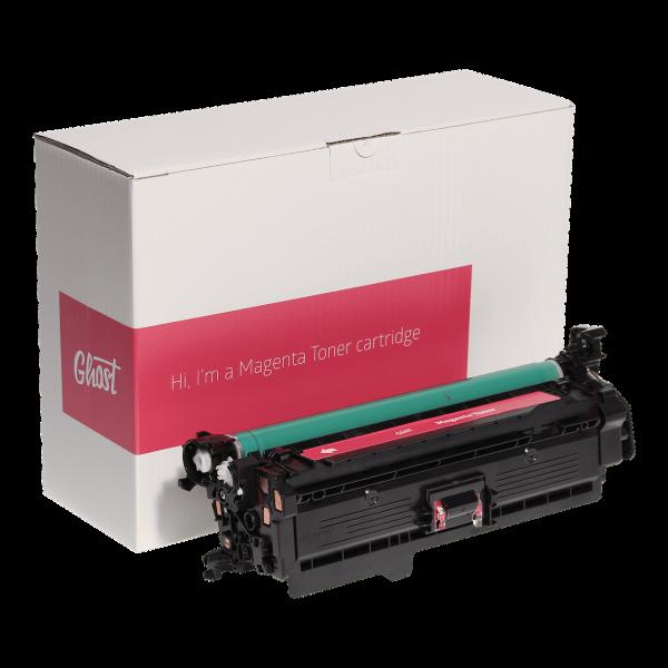 Magenta Toner 3525M mit Verpackung