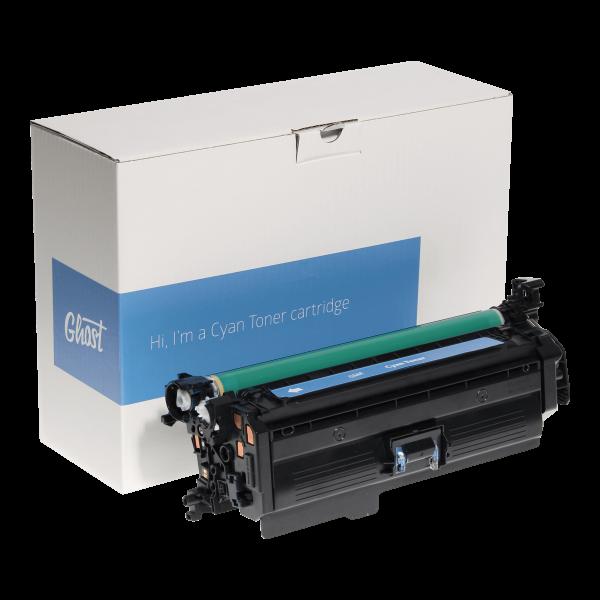 Cyan Toner 4025C mit Verpackung
