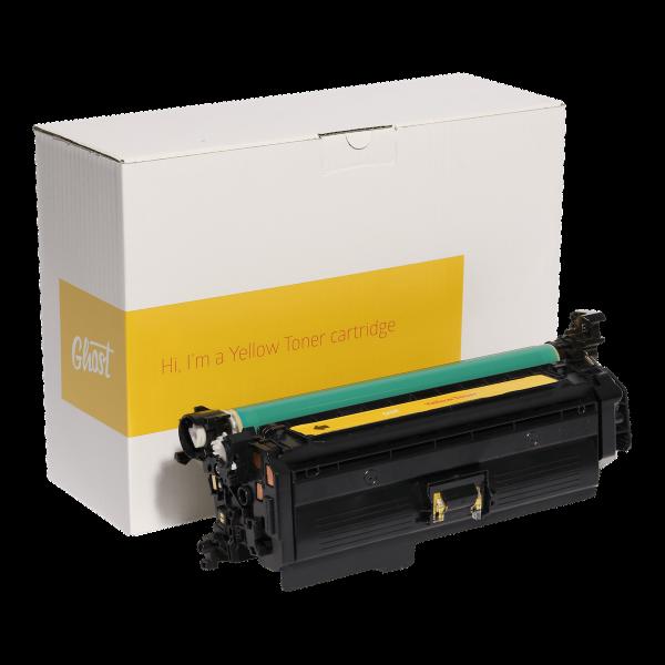 Yellow Toner 4025Y mit Verpackung
