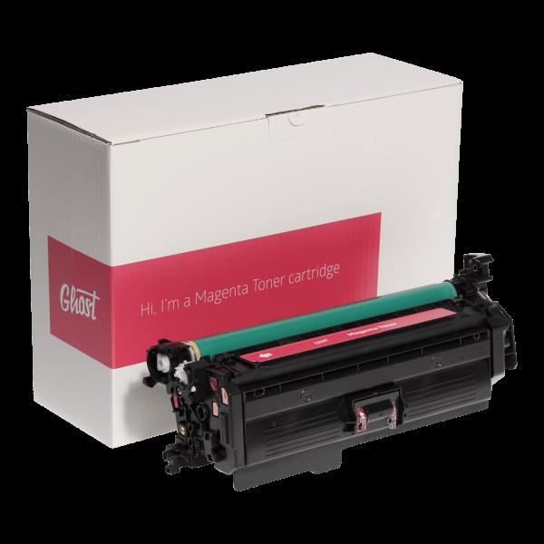 Magenta Toner 4025M mit Verpackung