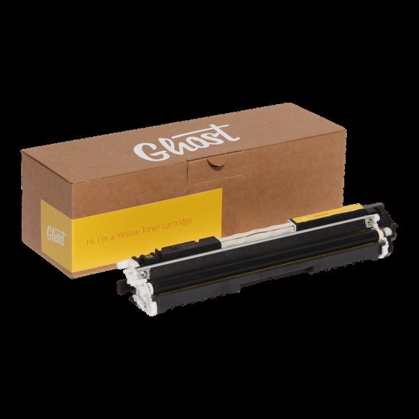 Yellow Toner 1025Y mit Verpackung