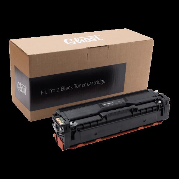 Black Toner Samsung CLP-415 mit Verpackung