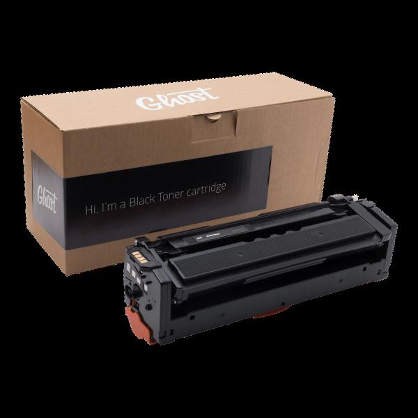 Black Toner Samsung CLP-680 mit Verpackung