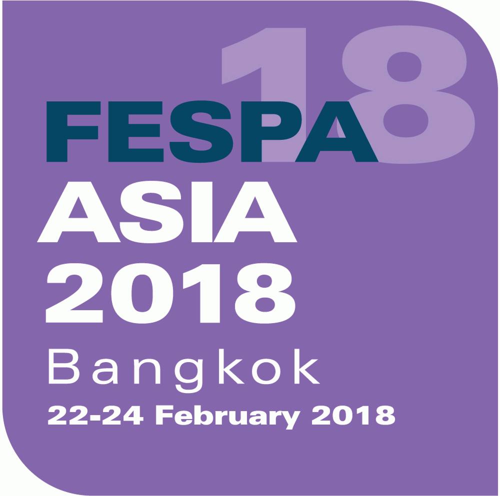 FESPA ASIA 2018 Bangkog