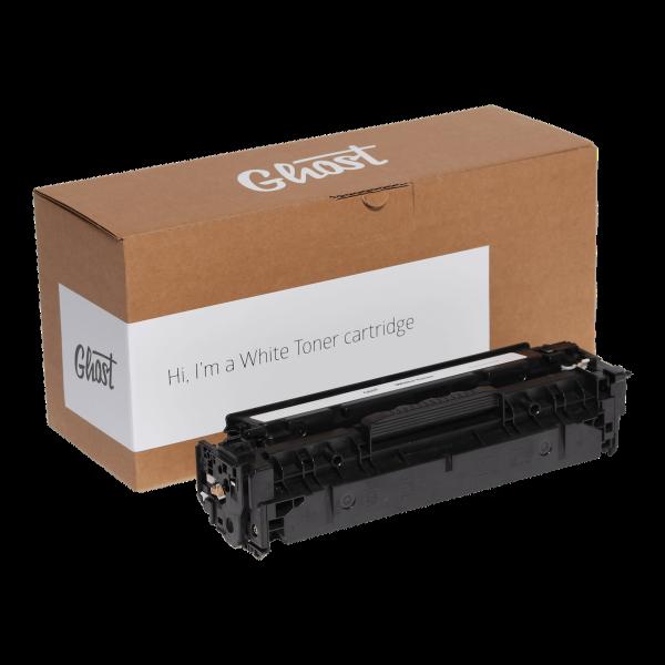 White Toner 2020W mit Verpackung