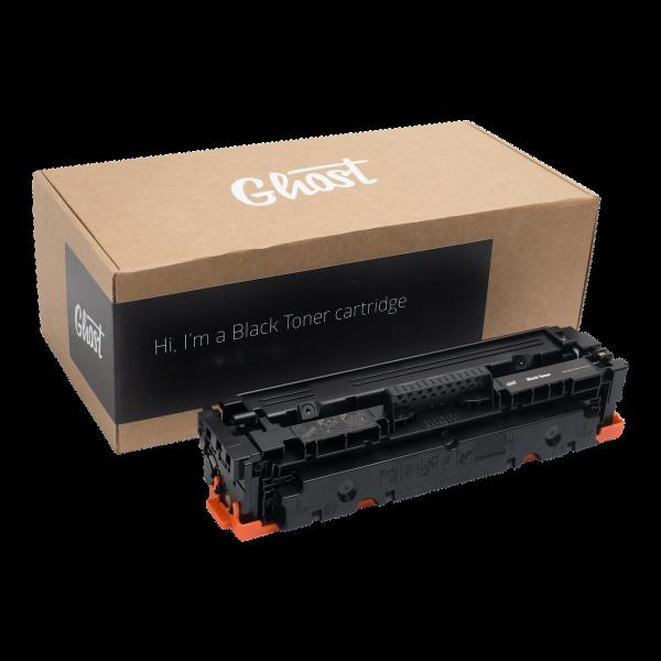Black Toner M452 mit Verpackung