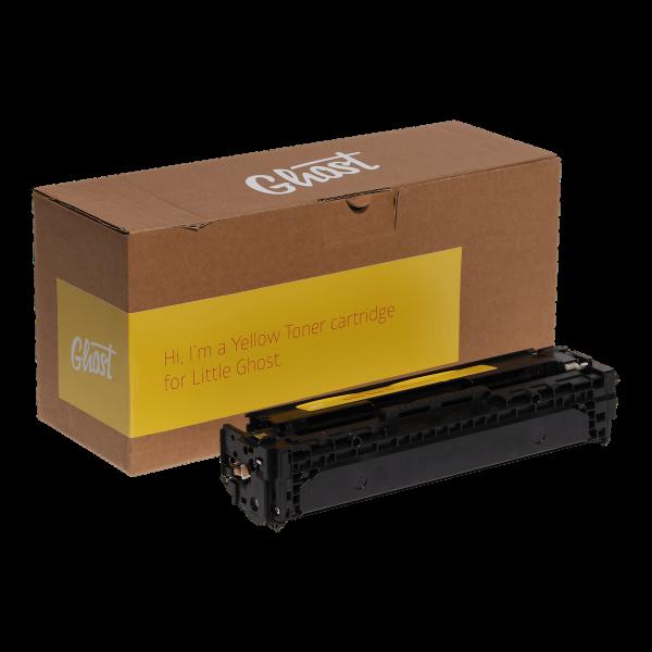 Yellow Toner 1525Y mit Verpackung