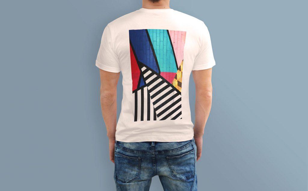 Ein T-Shirt selbst bedrucken