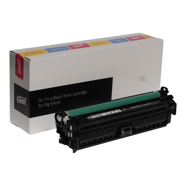 Big Ghost, Black Toner 5525BK