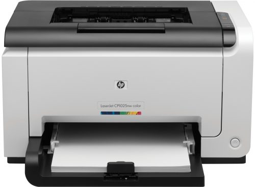 LaserJet CP 1025 Color