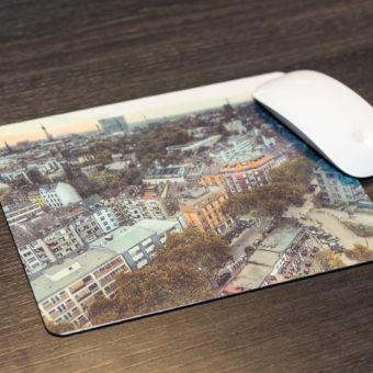 Impresión de fotos Mousepad impreso con el Sublime Toner