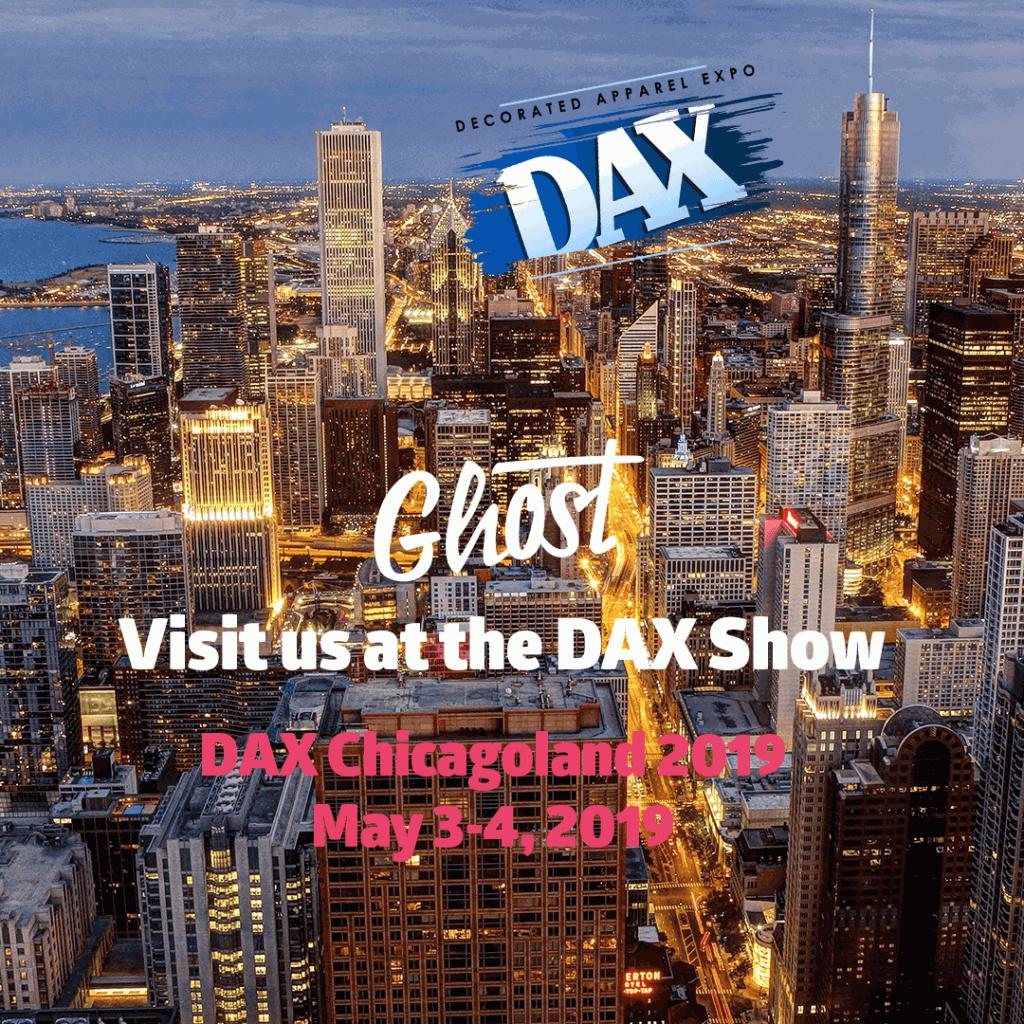 Ghost en la Feria DAX de Chicago