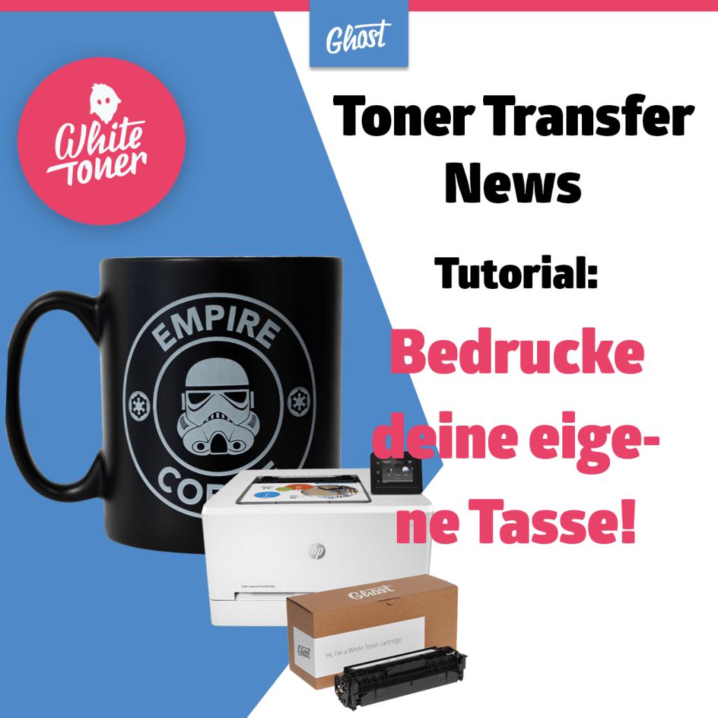 Transfer News: Tutorial erstelle deine individuelle Kaffeetasse