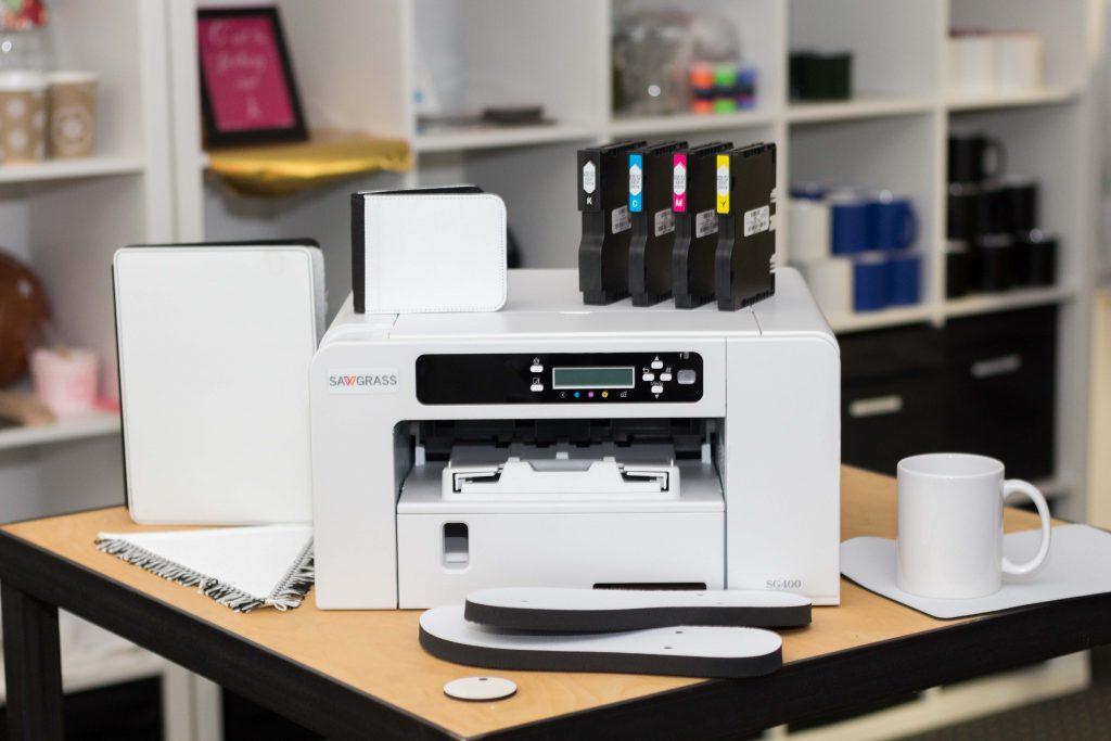¿Cómo funciona la impresión con una impresora de sublimación?